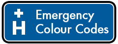Emergency Colour Code